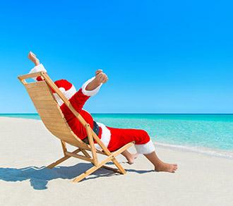 Here Comes Santa Vacation